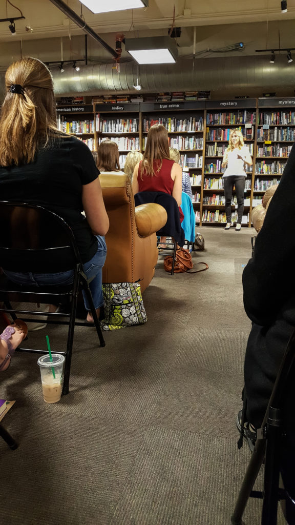 Emily Giffin at Boswell Books