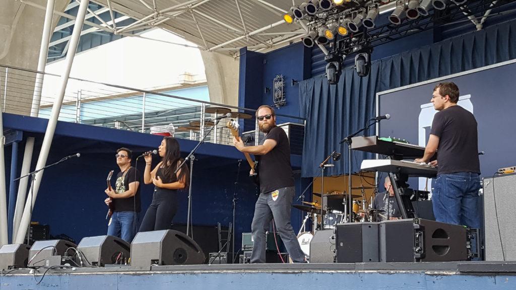 Hood Smoke at Summerfest 2016