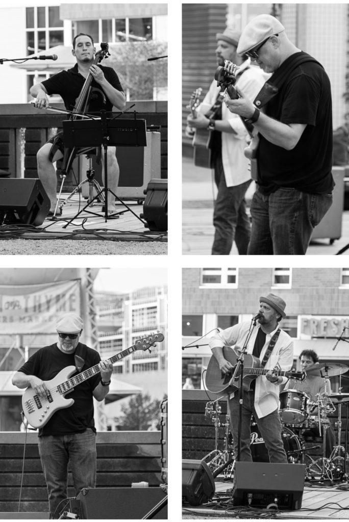 Keith Pulvermacher Band at Denim Park, Milwaukee WI 8.3.16