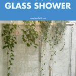 The Easiest Way to Clean a Glass Shower