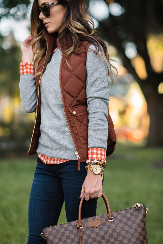Fall Outfit With Rustic Colors Alyson Haley