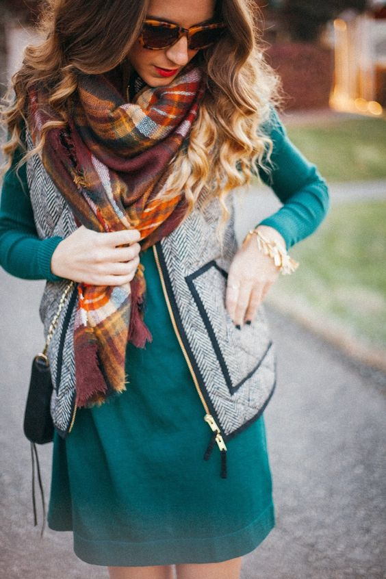 Casual Women's Autumn Outfit Pick