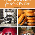 Halloween Inspiration for Adult Parties