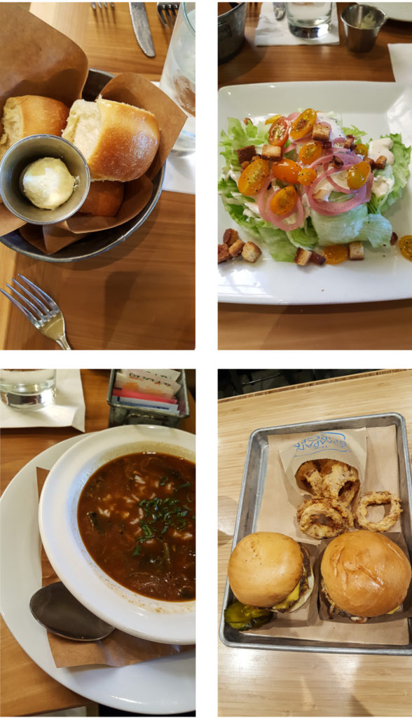 New Orleans Food Collage 2   https://www.roseclearfield.com