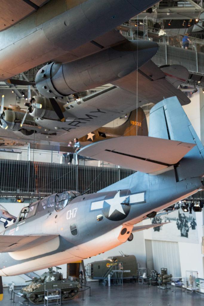 The National World War II Museum | https://www.roseclearfield.com
