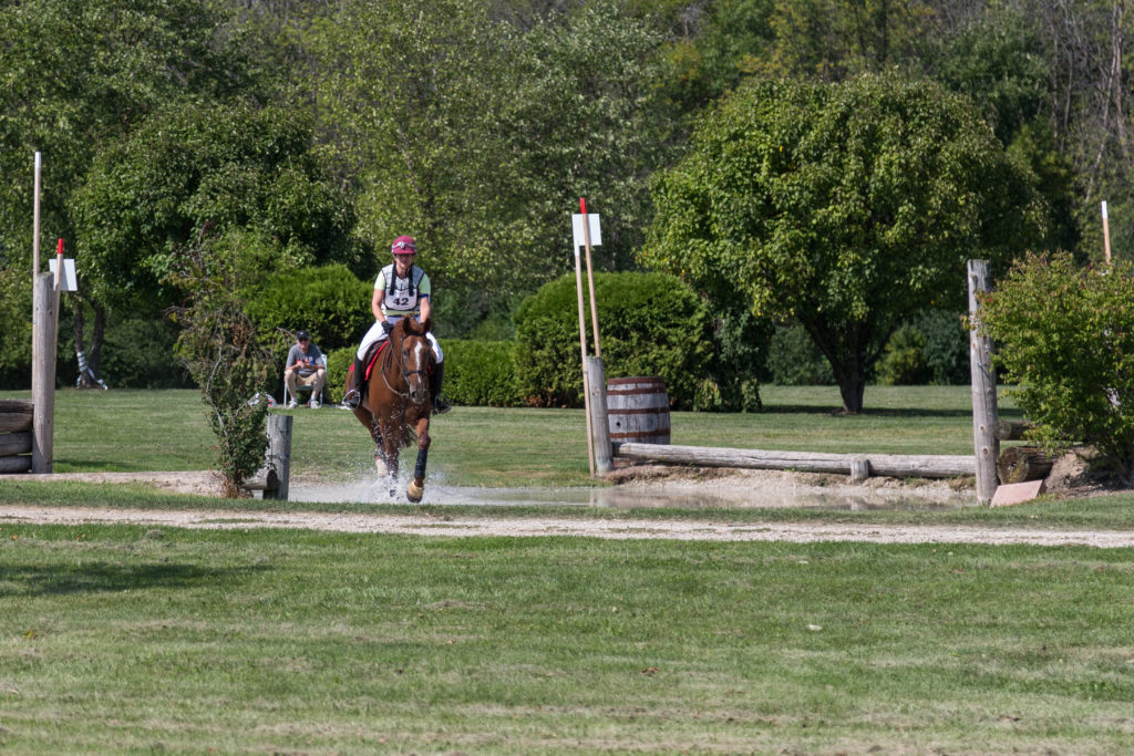 Silverwood Farm Fall Horse Trials | https://www.roseclearfield.com
