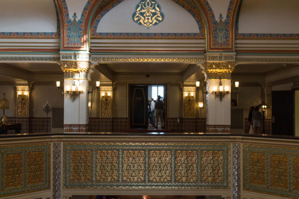 Doors Open Milwaukee 2016 - Tripoli Shrine | https://www.roseclearfield.com