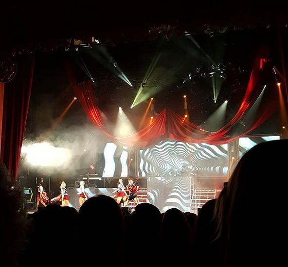 Lindsey Stirling at the Riverside October 2016