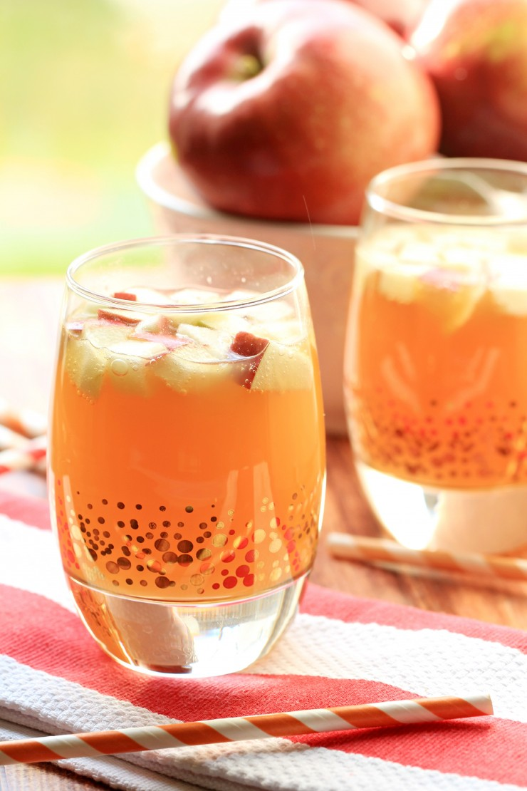 Non-Alcoholic Apple Pie Punch Frugal Mom Eh