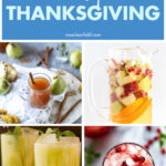 Non-Alcoholic Drinks for Thanksgiving