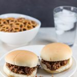 20-Minute Classic Sloppy Joes