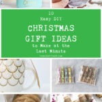 10 Easy DIY Christmas Gift Ideas