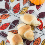 Buttery Crescent Dinner Rolls | https://www.roseclearfield.com