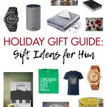 Holiday Gift Guide: Gift Ideas for Him