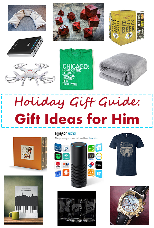 Holiday Gift Guide Gift Ideas For Him Rose Clearfield