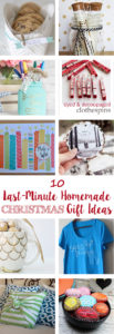 Last-Minute Homemade Christmas Gift Ideas | https://www.roseclearfield.com