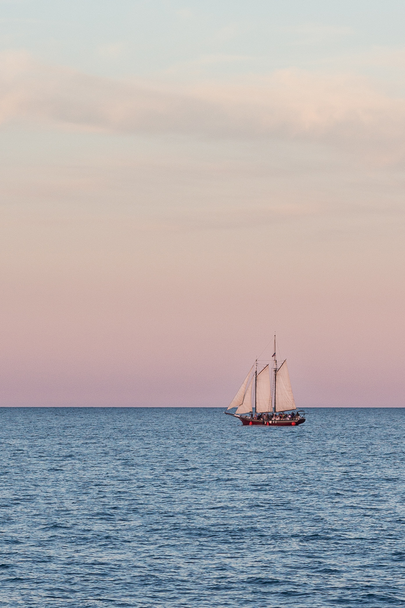 Tall Ship in the Kenosha Harbor 7.16.16 | https://www.roseclearfield.com