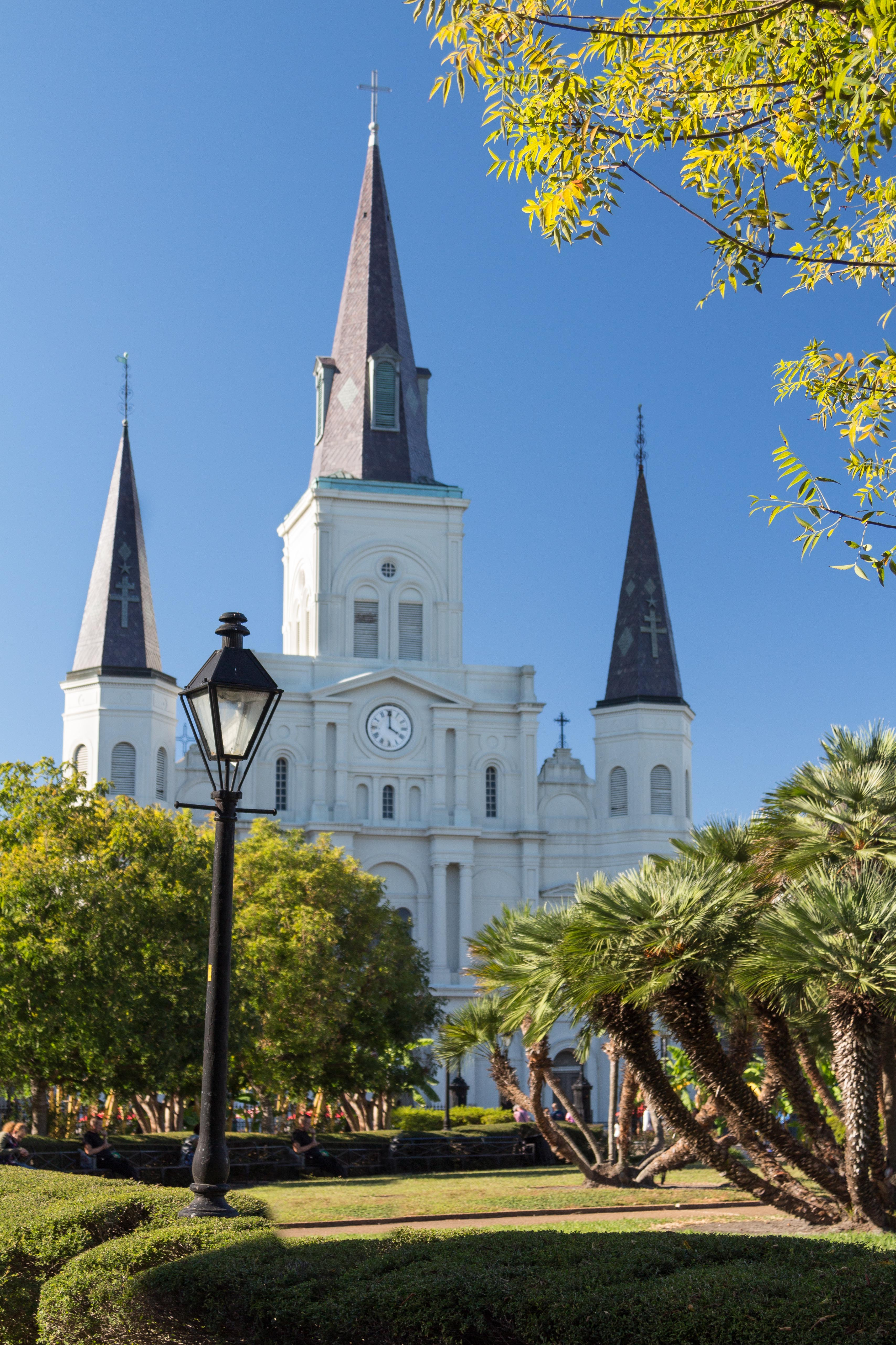 St. Louis Cathedral, New Orleans October 2016 | https://www.roseclearfield.com