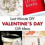 Last Minute DIY Valentine's Day Gift Ideas