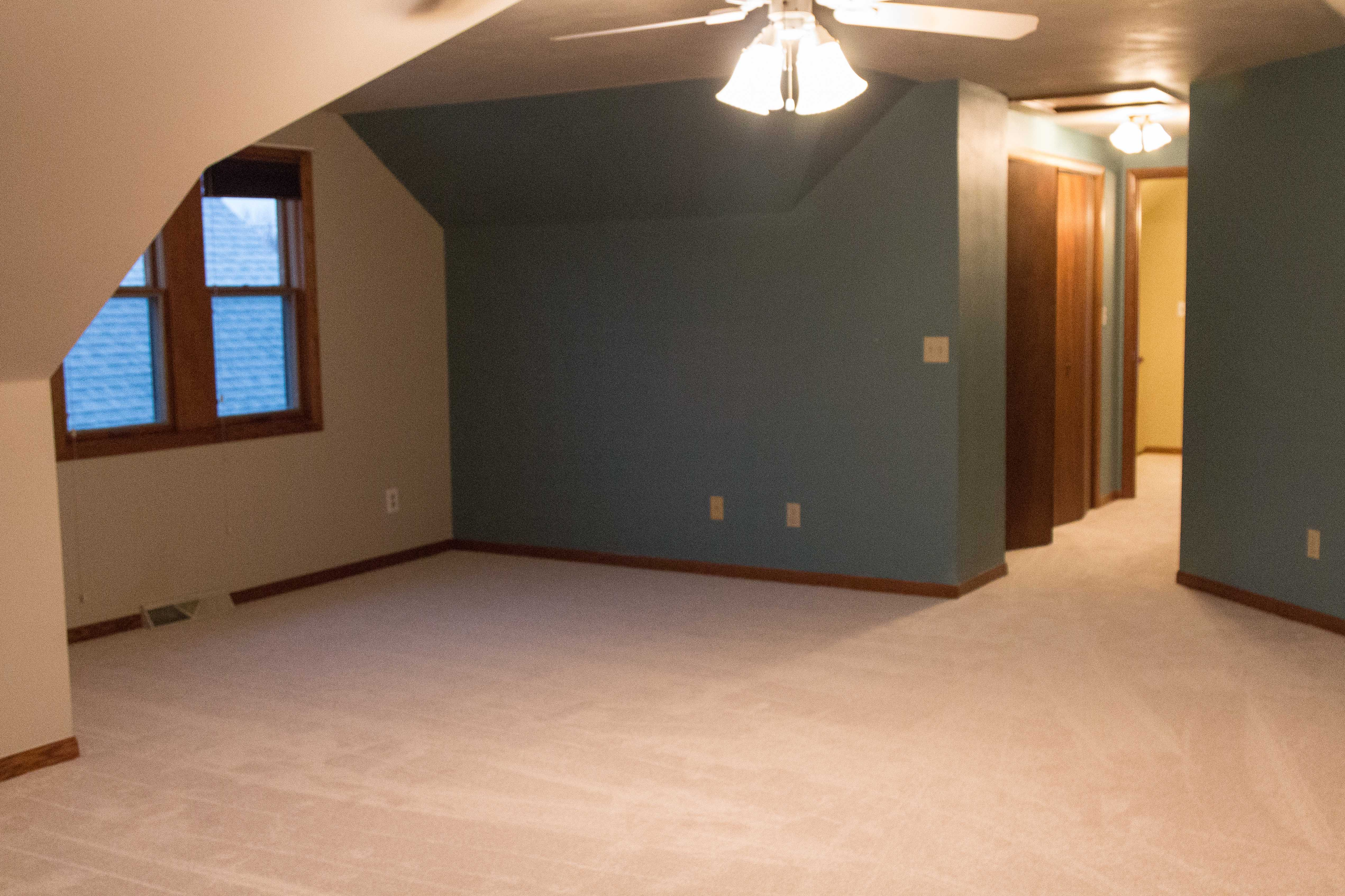 Milwaukee Home Master Bedroom | https://www.roseclearfield.com