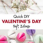 Quick DIY Valentine's Day Gift Ideas