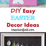 DIY Easy Easter Decor Idea