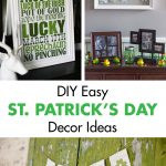 DIY Easy St. Patrick's Day Decor Ideas