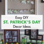 Easy DIY St. Patrick's Day Decor Ideas