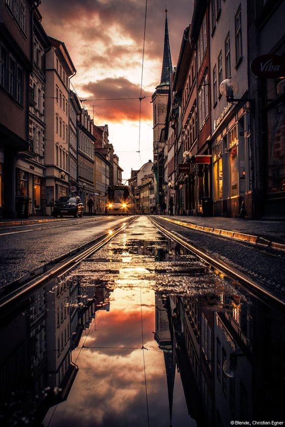 Fototipp Schlechtes Wetter Stimmungsvolle Impressionen Fotografieren in der Praxis | https://www.roseclearfield.com