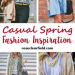 Casual Spring Fashion Inspiration