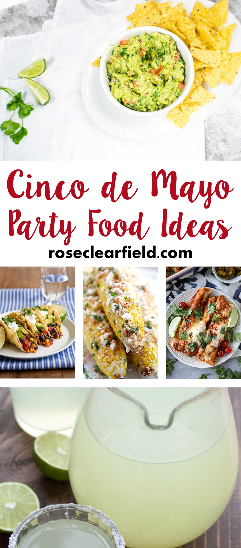 Cinco de mayo party food ideas rose clearfield - Cinco de mayo party decoration ideas ...