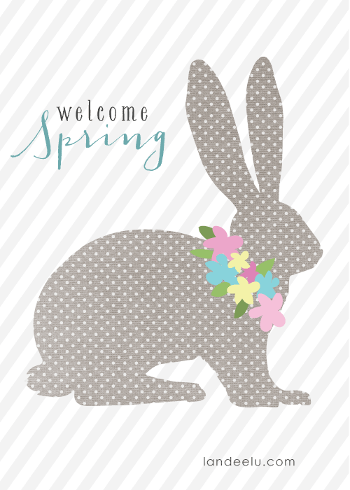 Free Spring Printables - Landee See Landee Do | https://www.roseclearfield.com