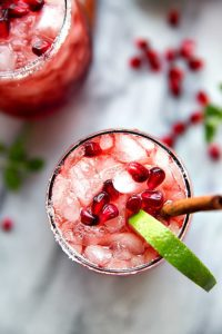 Non-Alcoholic Drinks for Thanksgiving   https://www.roseclearfield.com