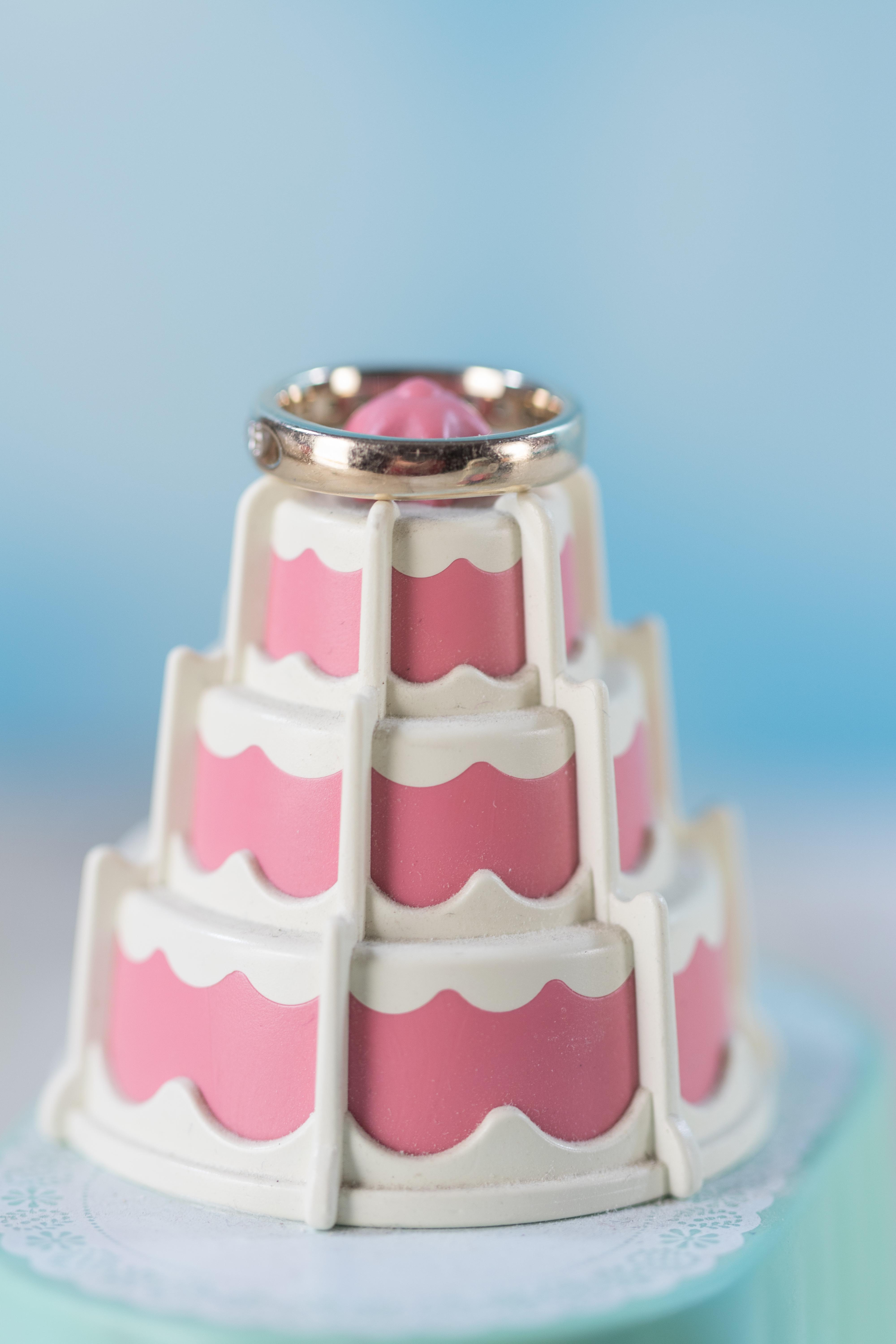Playmobile Wedding Ring Reflection | https://www.roseclearfield.com
