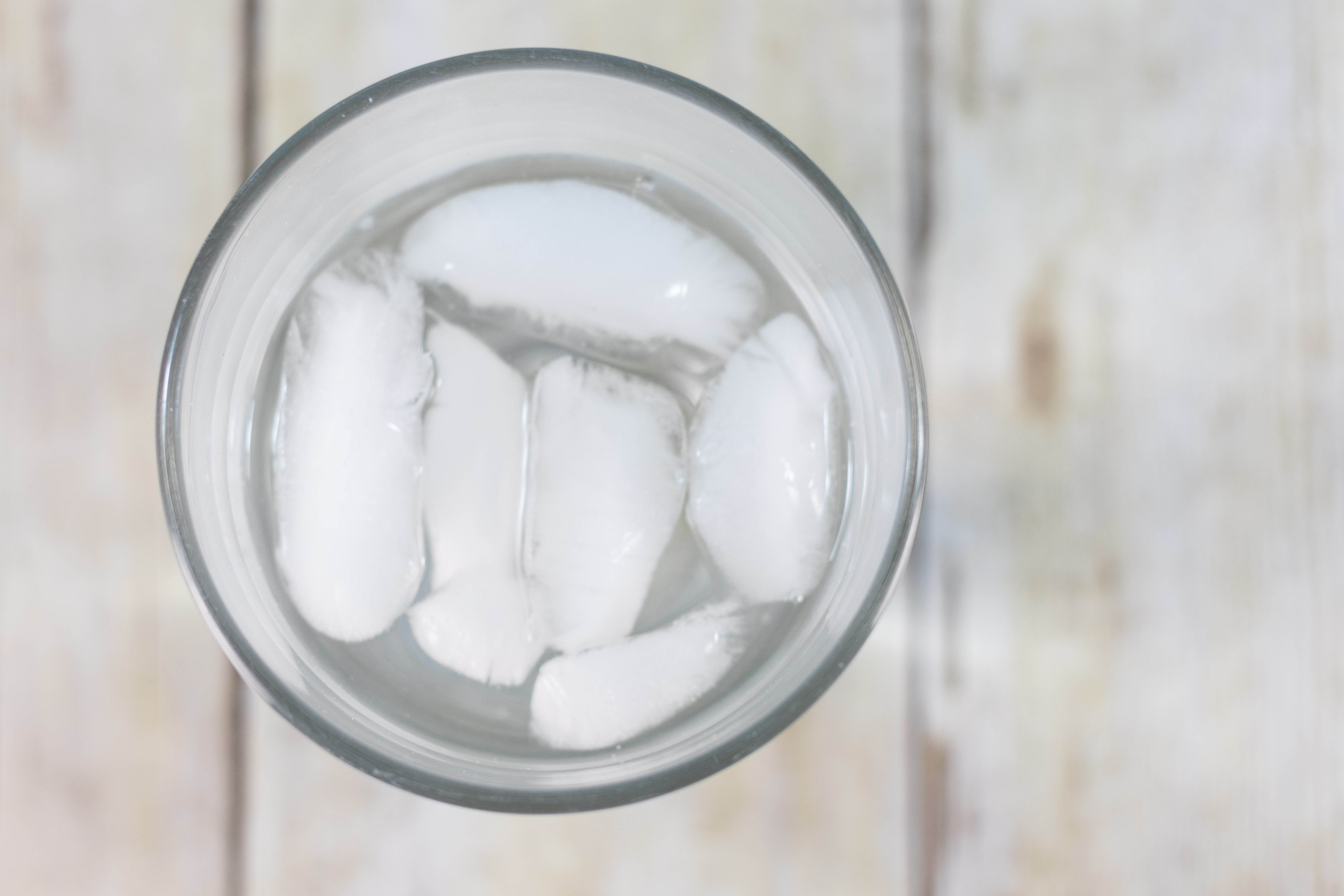 Water with Ice | https://www.roseclearfield.com