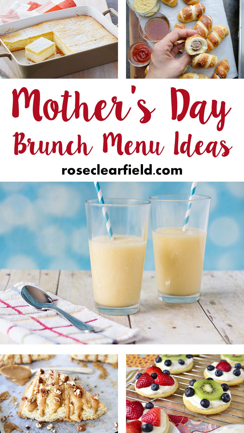 mother 39 s day brunch menu ideas rose clearfield. Black Bedroom Furniture Sets. Home Design Ideas
