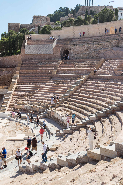 Cartagena Roman Theater | https://www.roseclearfield.com