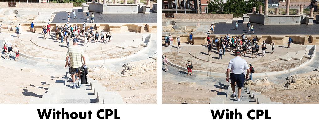 Circular Polarizer Comparison | https://www.roseclearfield.com