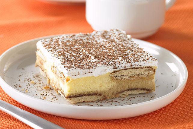 Fourth of July Recipe Ideas - Tiramisu Cheesecake via Kraft Recipes | https://www.roseclearfield.com
