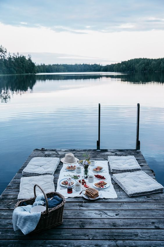 Summer Inspiration - Simple Summer Pleasures via Our Food Stories | https://www.roseclearfield.com