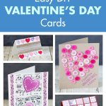 10 Easy DIY Valentine's Day Cards