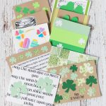 Simple DIY St. Patrick's Day Cards | https://www.roseclearfield.com