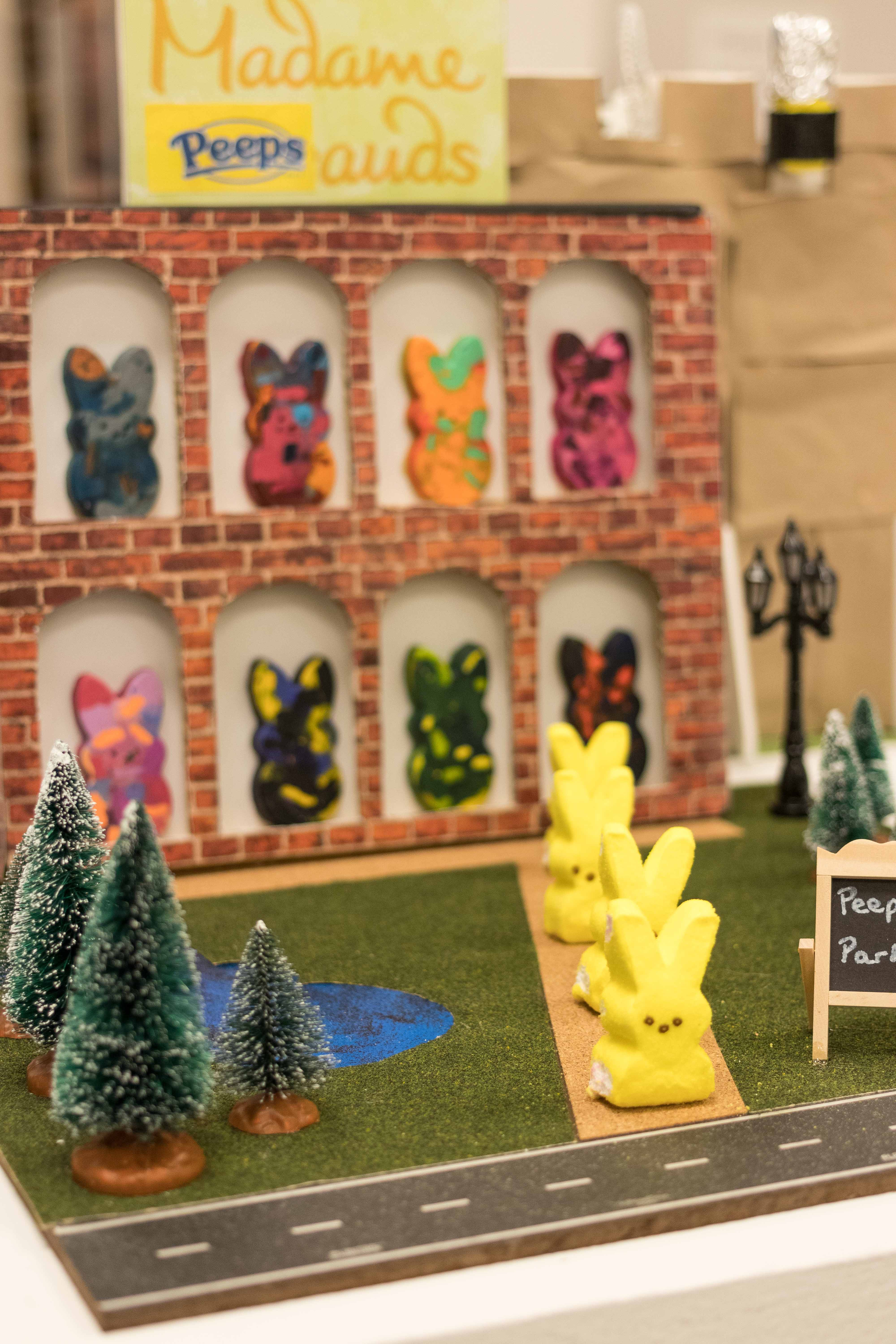 PEEPS Art Exhibition at the Racine Art Museum   https://www.roseclearfield.com