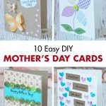 10 Easy DIY Mother's Day Cards