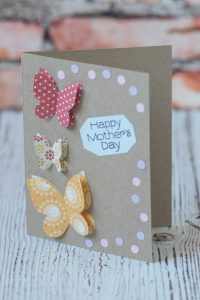 10 Simple DIY Mother's Day Cards | https://www.roseclearfield.com