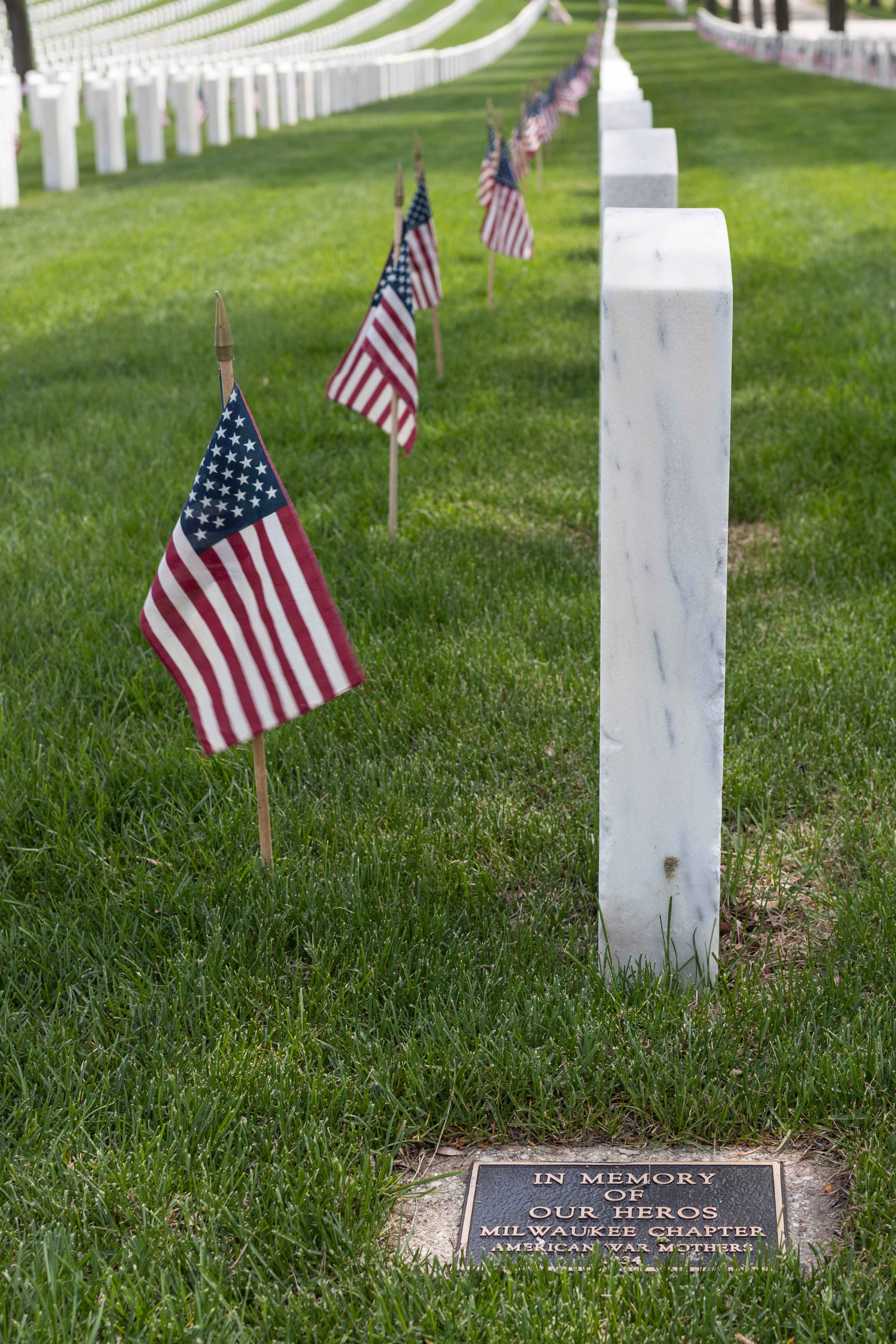 Memorial Day at the VA 2018 | https://www.roseclearfield.com