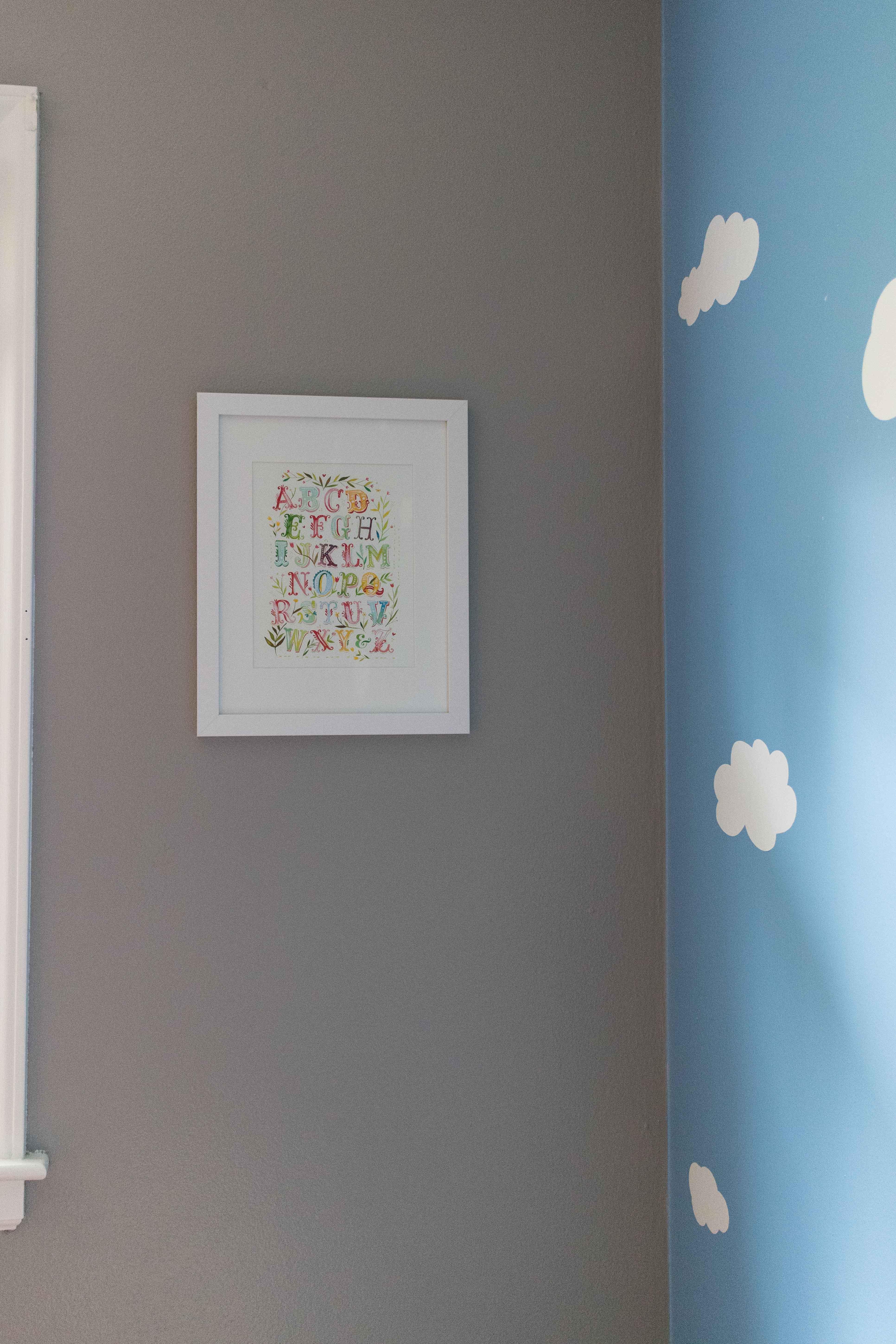 Nursery #2 May 2018 | https://www.roseclearfield.com