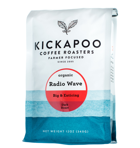 Mother's Day Gift Ideas for Birth Moms - Radio Wave via Kickapoo Coffee | https://www.roseclearfield.com