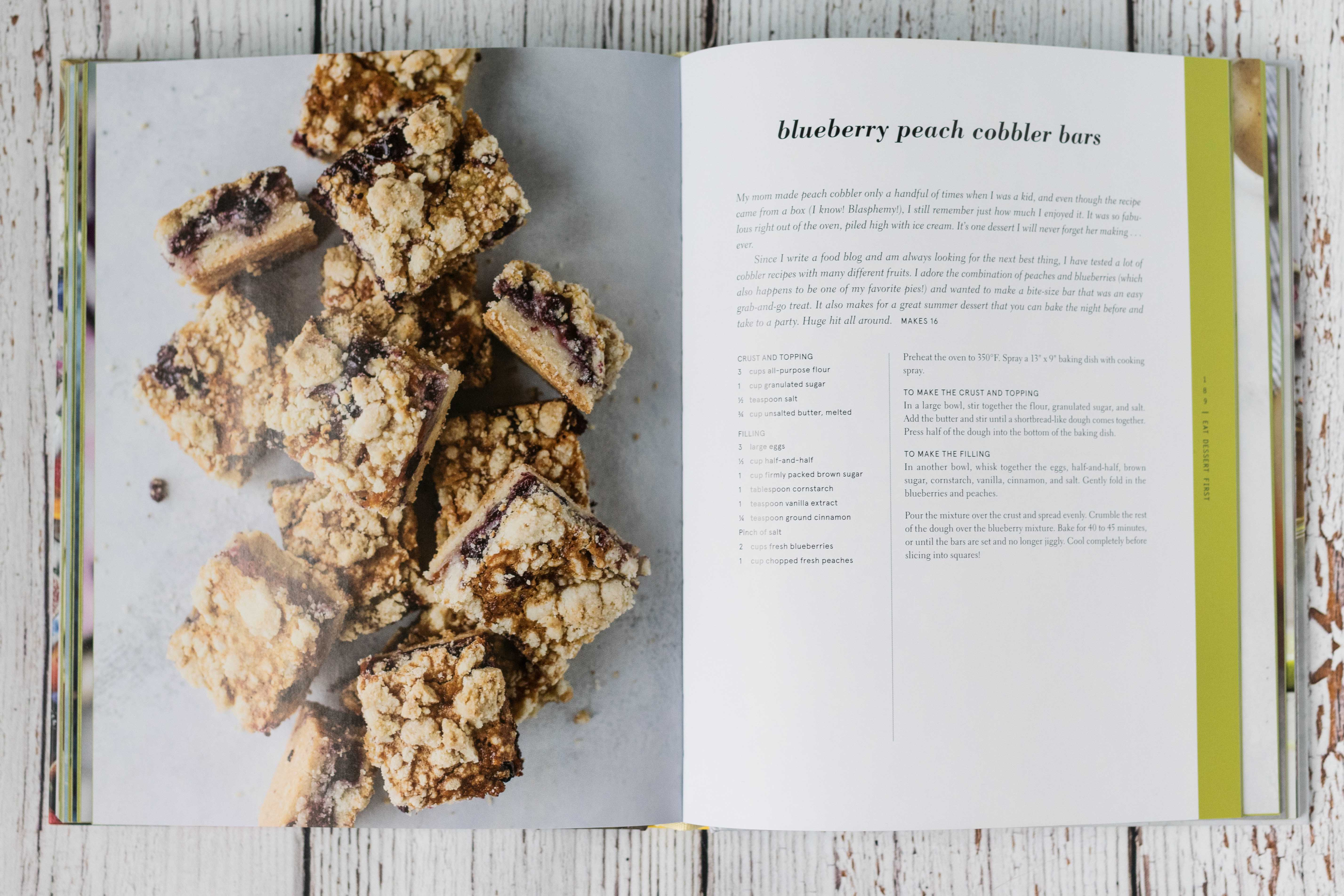 The Pretty Dish by Jessica Merchant - How Sweet Eats | https://www.roseclearfield.com