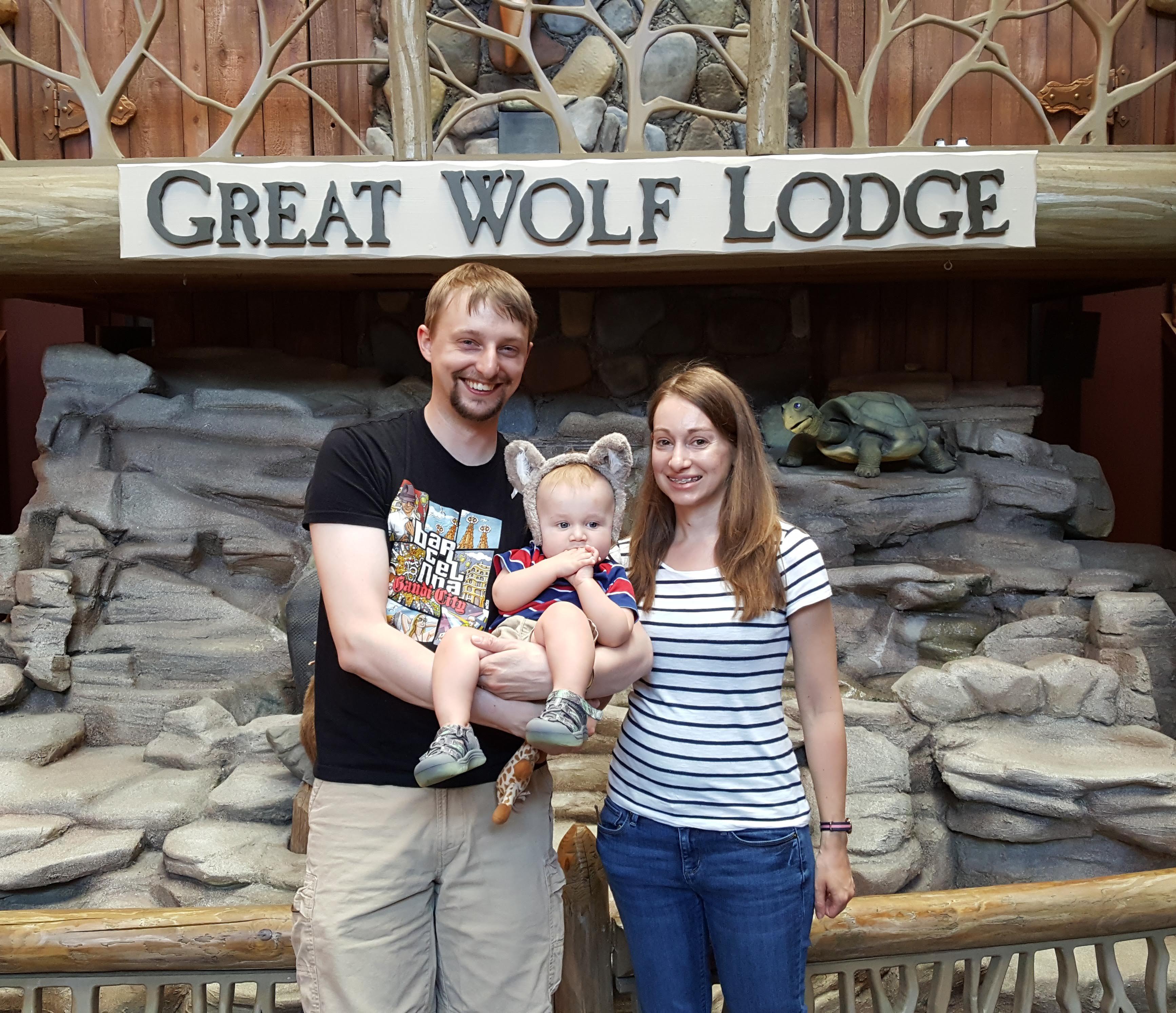 Great Wolf Lodge July 2018   https://www.roseclearfield.com